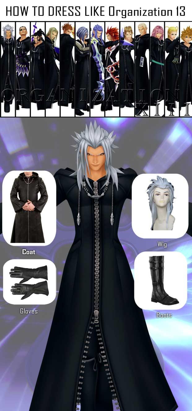 Organization-13-Costume