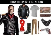 NEGAN-Costume