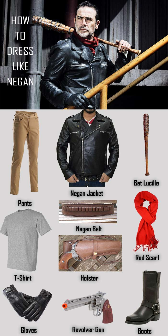 NEGAN-Costume-Guide