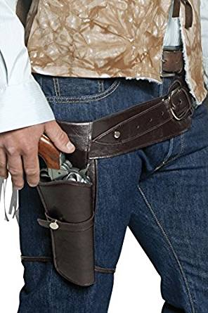 Rick Grimes Belt And Holster
