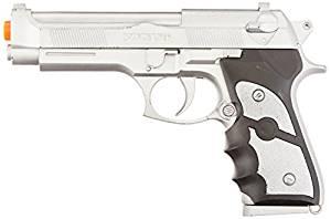 Governor's Spring Silver Pistol