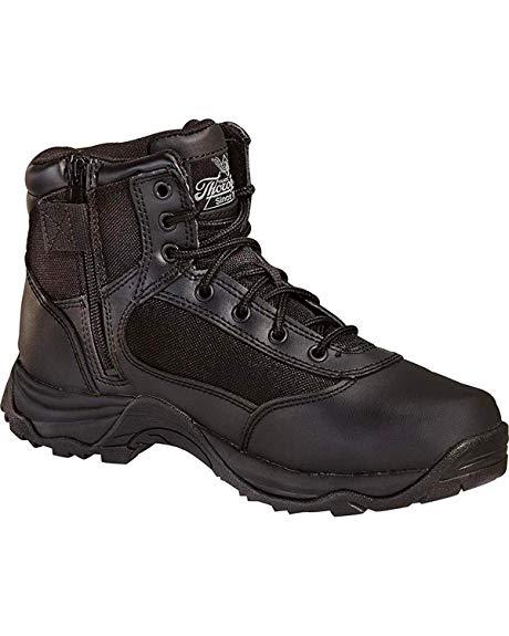 Side Zip Tact Boot