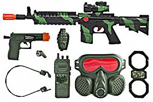 Toy Gun Pretend Play Set
