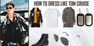 Tom Cruise Top Costume Guide
