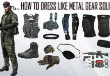 Metal Gear Costume Guide