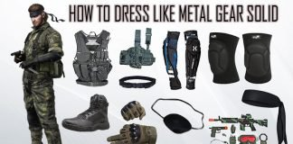 Metal Gear Costume Guide