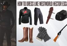 Westworld Hector Escaton Guide