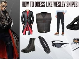 Wesley Snipes Costume Guide