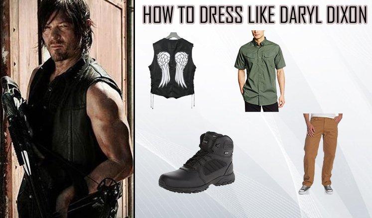 Daryl Dixon Costumes