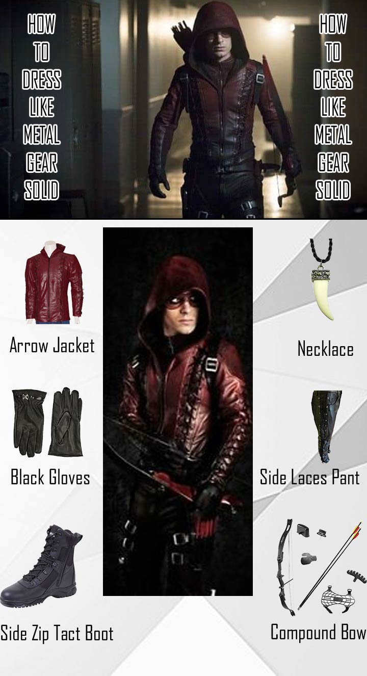 Red Arrow Guide
