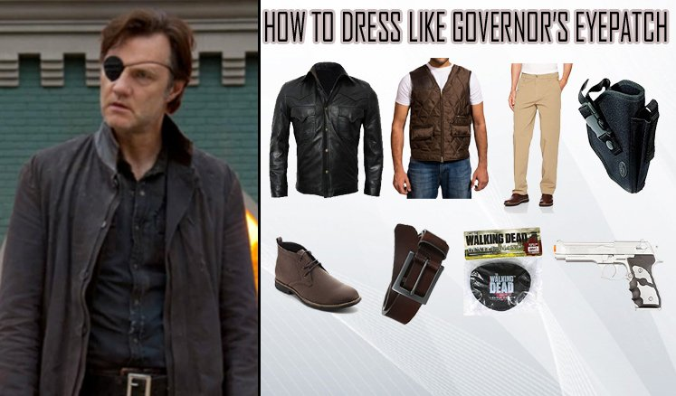The Governor Costumes