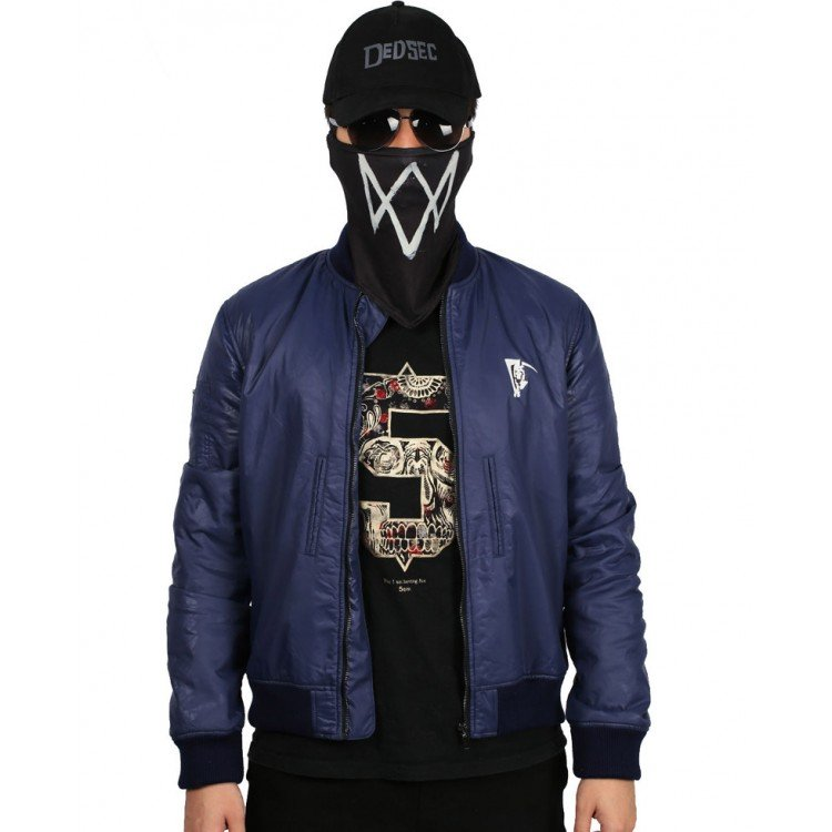 Watch Dogs 2 Jacket