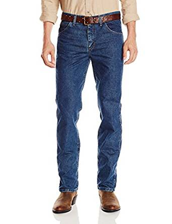 Cowboy Cut Slim-Fit Jean