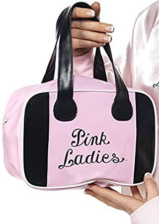 Pink Ladies Bag