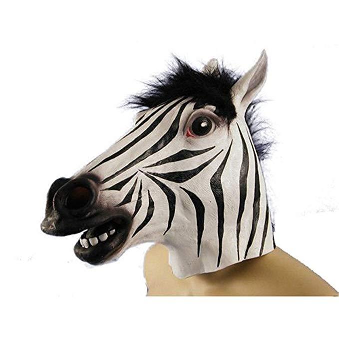 Corey Zebra Mask