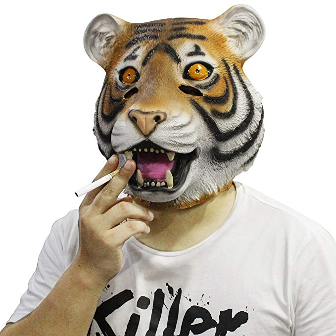 Tony's Revenge Tiger Mask