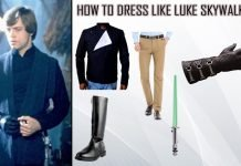 Luke Skywalker Costume Guide