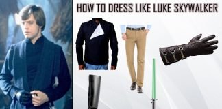 Luke Skywalker Costume Guide