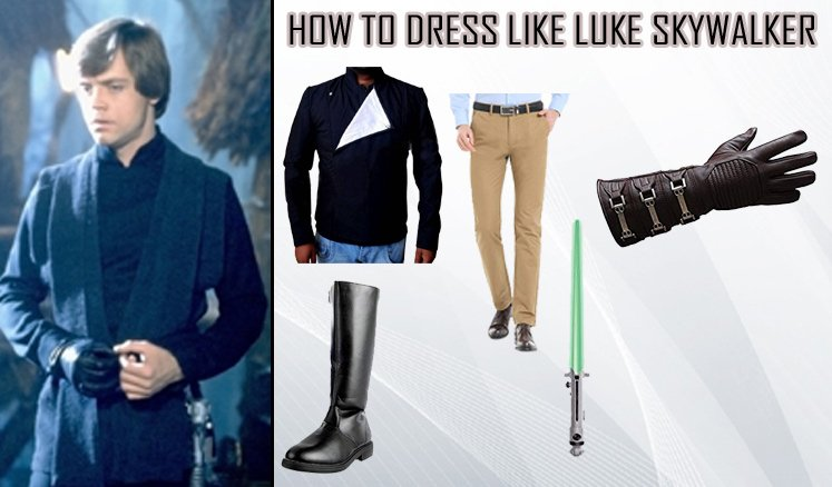 Luke Skywalker Costumes Guide