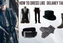 James Keziah Taboo Costume Guide