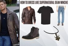 Supernatural Dean Winchester Costume Guide