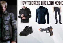 Leon Kennedy Resident Evil 6 Costume