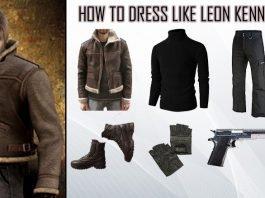 Leon Kennedy Resident Evil 4 Costume