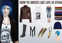 Life Is Strange Chloe Price Costume