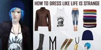 Life Is Strange Chloe Price Costume
