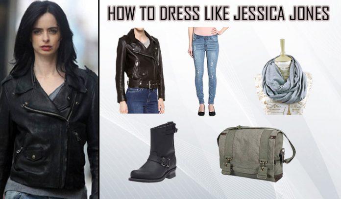 Jessica Jones Costume Guide