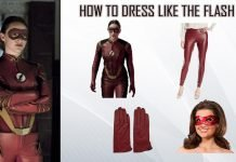 The Flash Jesse Quick Costume Guide