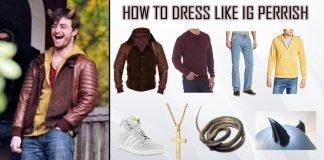 Ig Perrish Horns Costume Guide