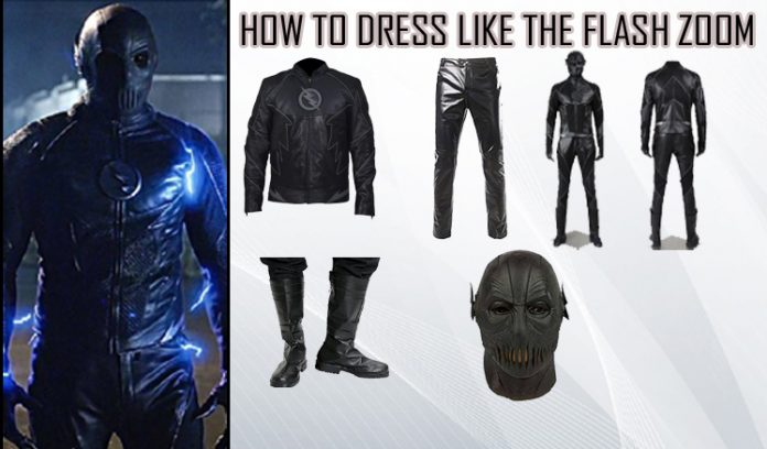 The Flash Zoom Costume