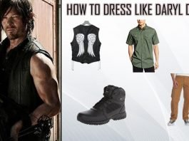 The Walking Dead Daryl Dixon Costume Guide