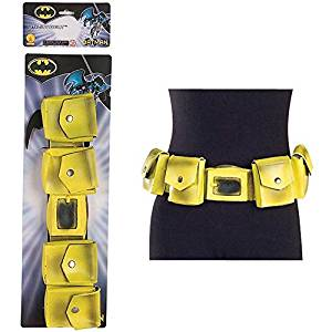 Utility Belt with Bat Gear