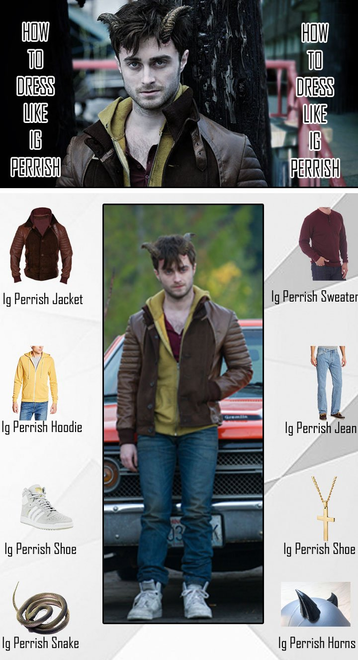 Ig Perrish Horns Costume Guide