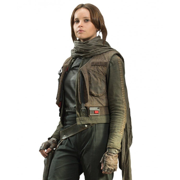 Jyn Erso Jacket with Vest