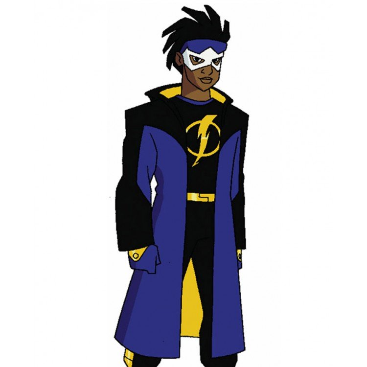 Static Shock Jacket