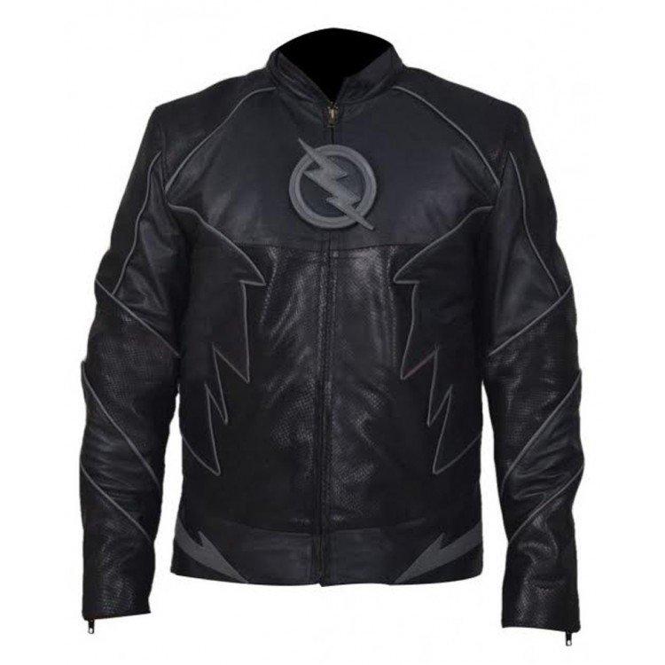 Zoom Leather Jacket