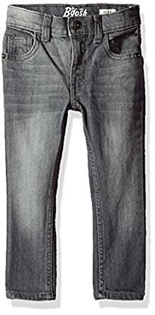 Grey Cotton Jeans