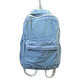 Denim Bookbags