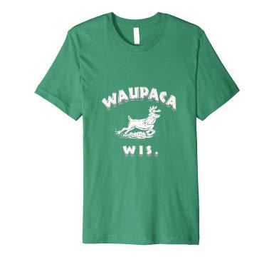 Waupaca Wis Shirt