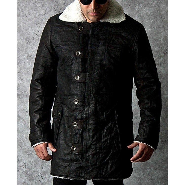 Bane Black Coat