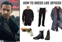 Ryan Gosling Blade Runner 2049 Costume