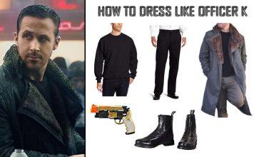 Ryan Gosling Blade Runner 2049 Costume