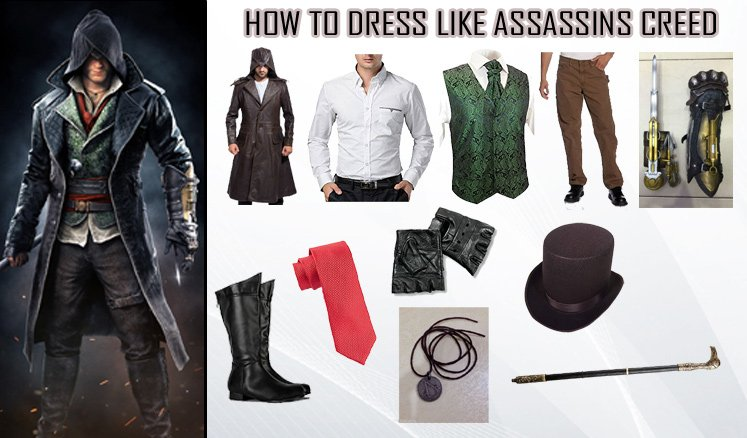 Assassin S Creed Syndicate Jacob Frye Costume Guide
