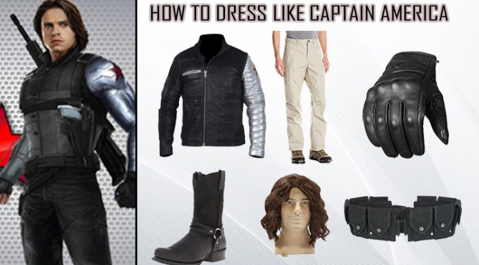 Captain America Civil War Winter Soldier Costume Guide