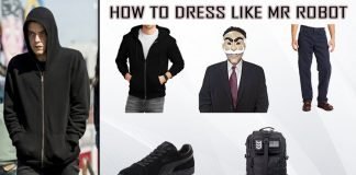 Mr Robot Elliot Alderson Costume