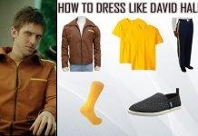 David Haller Legion Costume
