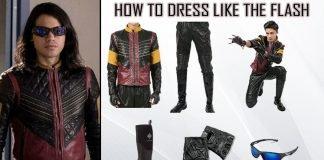 Cisco Ramon The Flash Vibe Costume